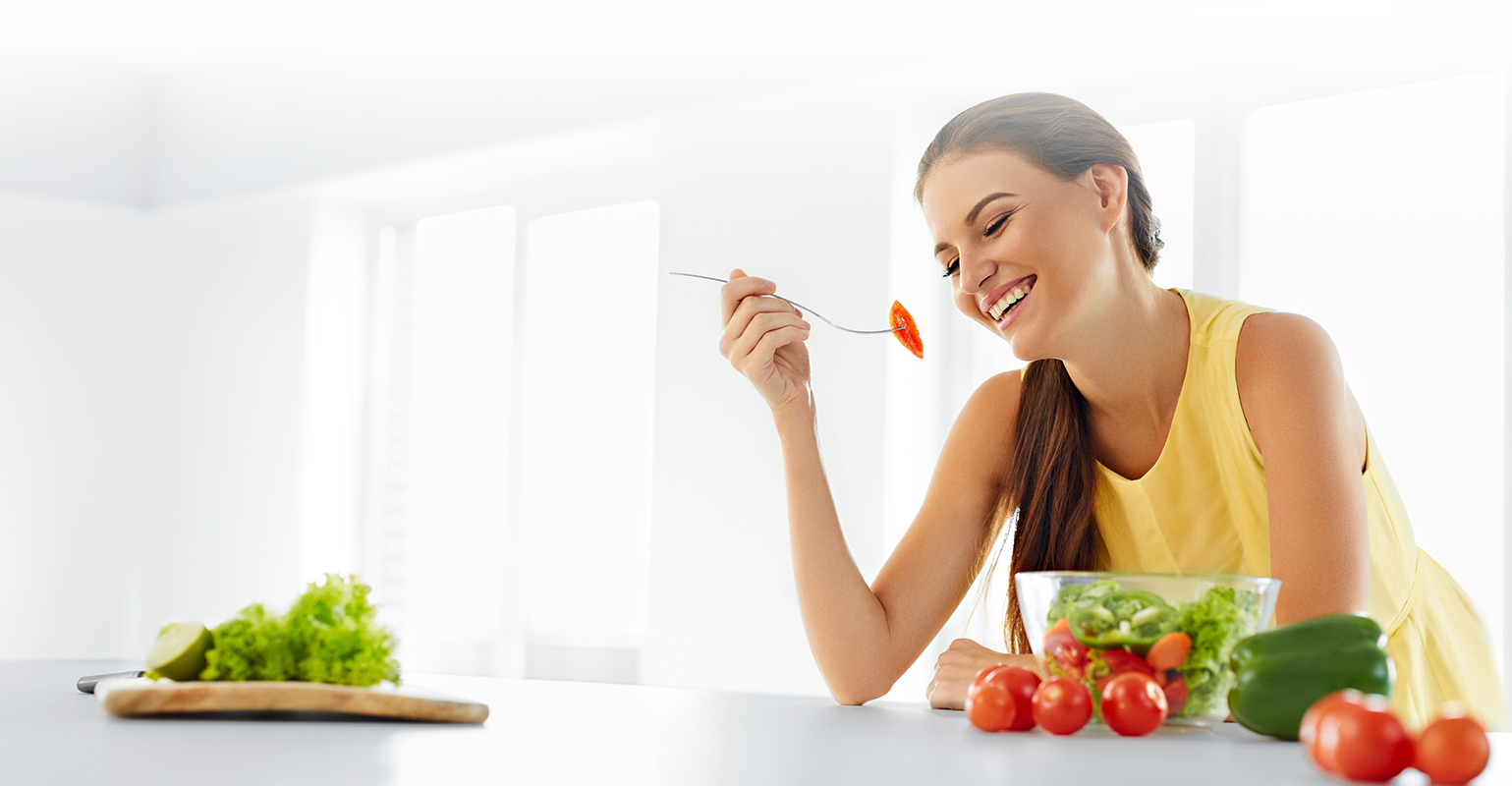 Healthy inside, fresh
